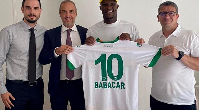 Alanyaspor Khouma Babacar'ı transfer etti