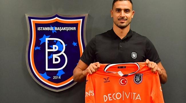 Başakşehir, Nacer Chadli'yi transfer etti