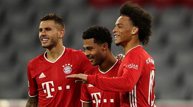 Bayern Münih acımadı, yine 8 attı!