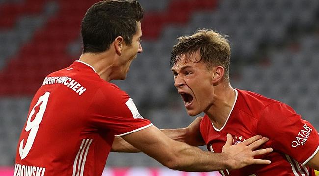 Bayern Münih bir kupa daha kazandı!