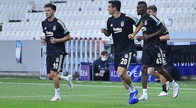 Beşiktaş'a son dakikada büyük şok