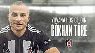 Beşiktaş Gökhan Töre'nin transferini açıkladı