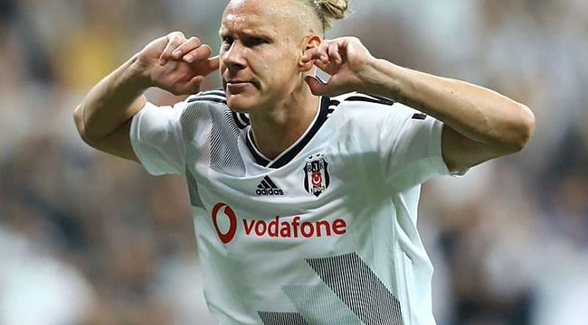 Beşiktaş'ta Vida sorunu büyüyor