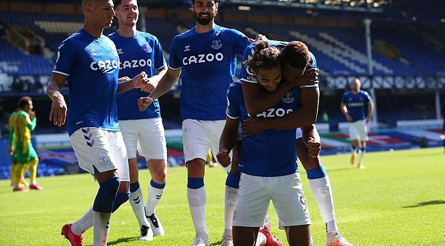 Bu Everton çok başka! 7 gol...