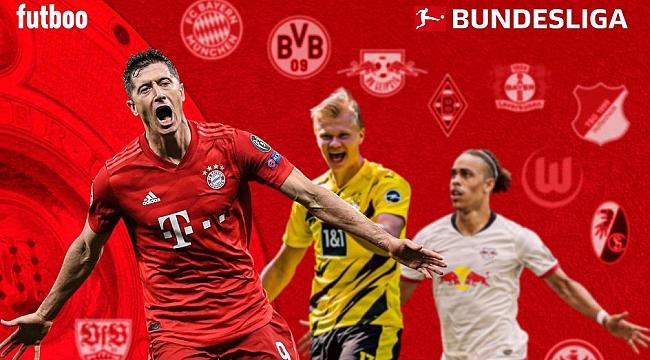 Bundesliga'da şampiyonluk adayları