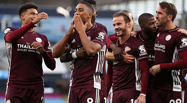 Çağlar'lı Leicester'dan gol şov