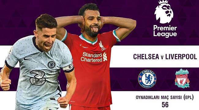 Chelsea - Liverpool muhtemel 11'ler