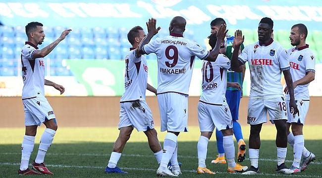 Denizlispor - Trabzonspor muhtemel 11'ler