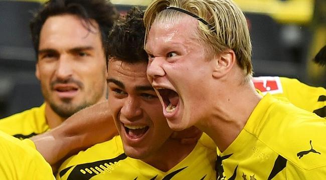 Dortmund, gençleriyle lige hızlı başladı!