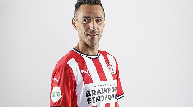 Eran Zahavi, PSV ile sözleşme imzaladı!