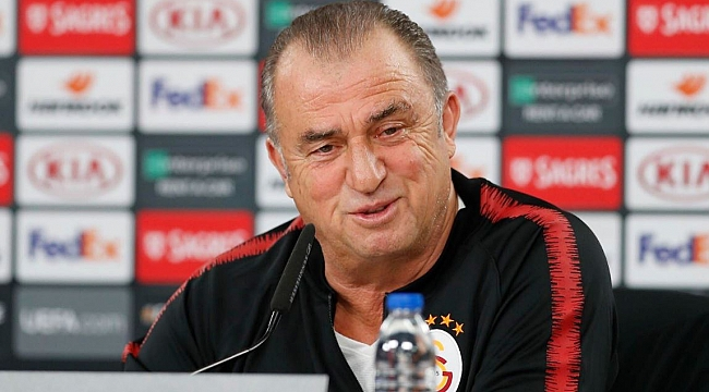 Fatih Terim: ''İyi ki Galatasaray var''