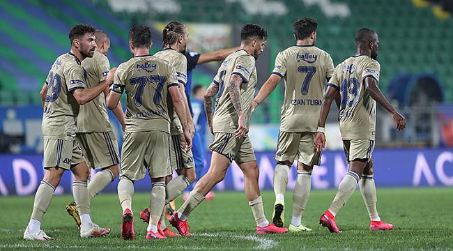 Fenerbahçe-Hatayspor muhtemel 11'ler