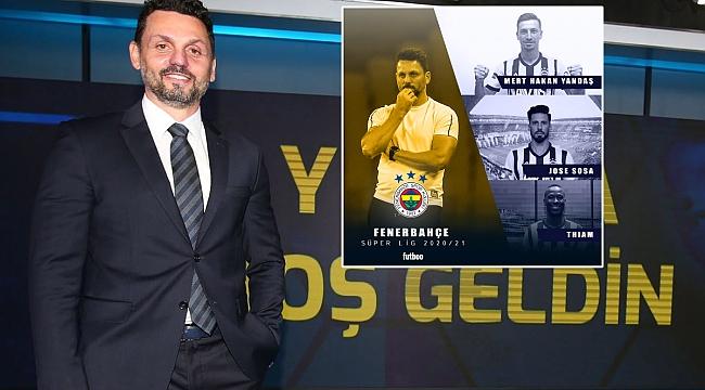 Yeni Fenerbahçe, yeni umutlar!