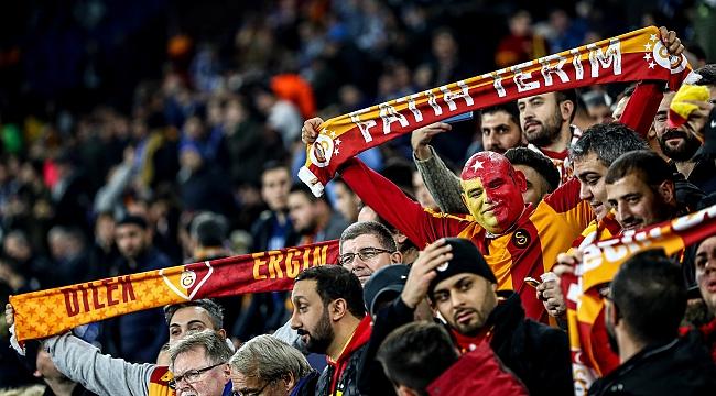 Galatasaray'a ''uygulama'' sayesinde 4,5 milyon TL ciro