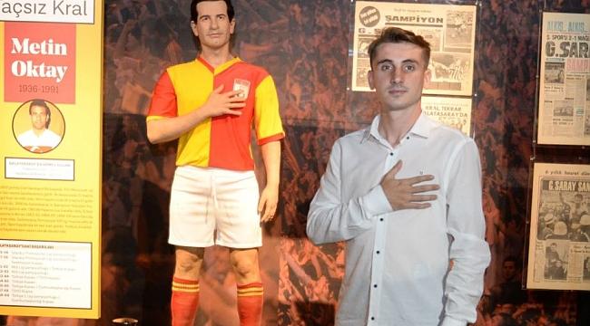 Galatasaray bir transfer daha açıkladı