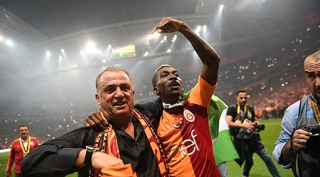 Galatasaray'da gündem Seri ve Onyekuru