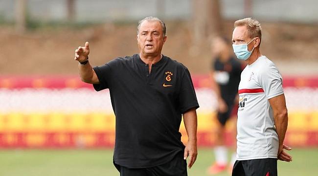 Galatasaray'da teknik kadro belli oldu