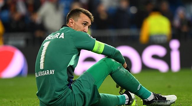 Galatasaray'dan Fernando Muslera kararı!