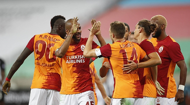 Galatasaray ve Marcao'da son durum