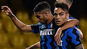 Inter'in hiç acıması yok! Deplasmanda fark...
