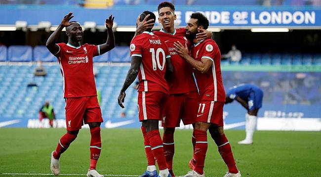 Mane böyle istedi, Liverpool rahat kazandı