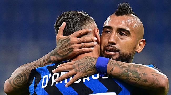 Milano alev aldı, Inter 89'da kazandı! Tam 7 gol...