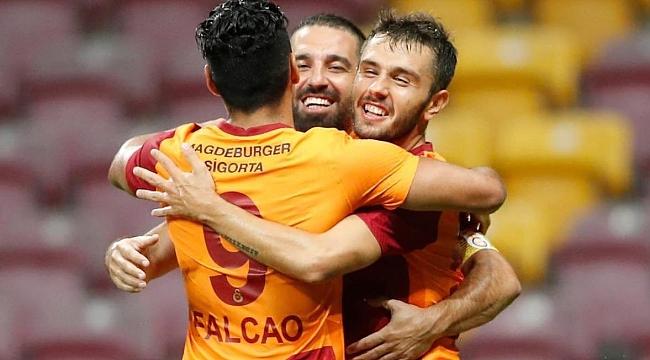 N. Bakü - Galatasaray muhtemel 11'ler