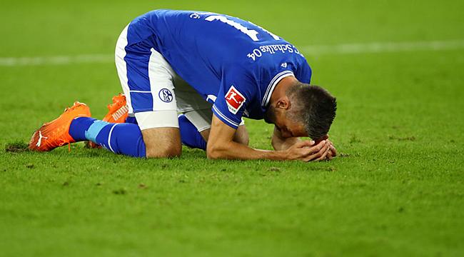 Ozan Kabak kızardı, Schalke'nin hasreti sürdü!