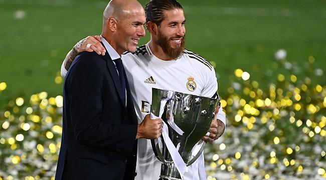 RAPOR | Real Madrid'de hedef yine şampiyonluk