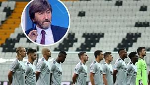 Rıdvan Dilmen'den şaşırtan Beşiktaş değerlendirmesi