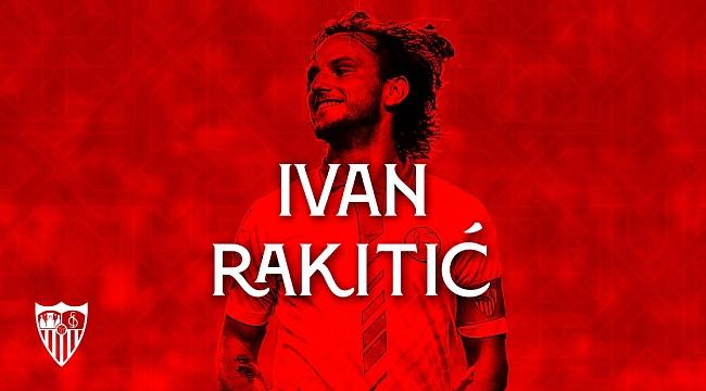 Sevilla, Ivan Rakitic'i transfer etti