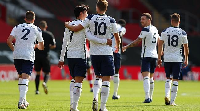Tottenham'da Kane ve Son tarih yazdı!