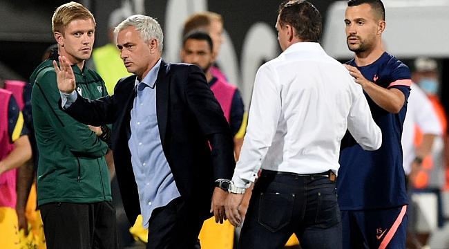 Tottenham ecel terleri döktü, turlamayı başardı