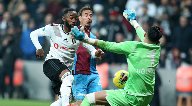 Trabzonspor - Beşiktaş FK muhtemel 11'ler