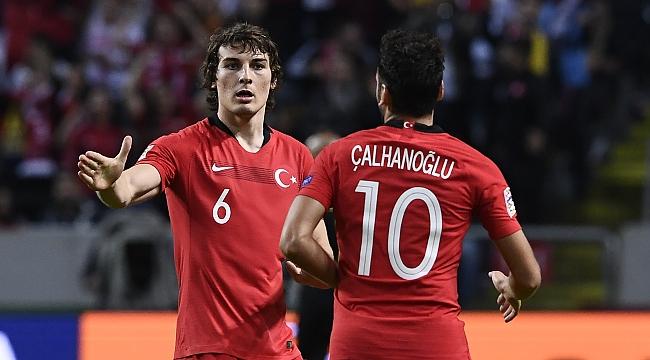 Türkiye - Macaristan maçının kilit ikilisi