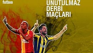 En unutulmaz 10 derbi! Galatasaray - Fenerbahçe
