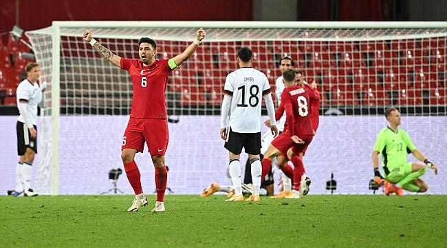 Almanya maçı sonrası işler değişiyor...