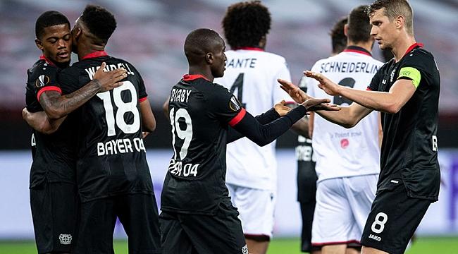 Avrupa Ligi'nde 6 gollü şov!