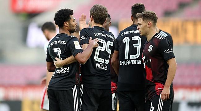 Bayern Münih, Köln'de hata yapmadı: 3 gol
