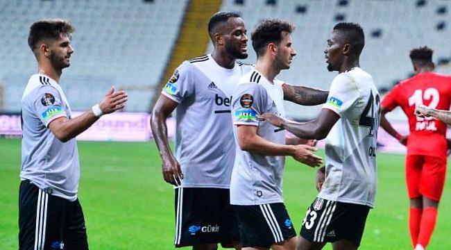 Beşiktaş - Gençlerbirliği muhtemel 11'ler