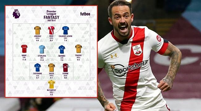 Fantasy Premier League'de 4. hafta