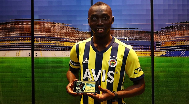 Fenerbahçe'den 15. transfer! Resmi