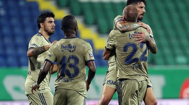 Fenerbahçe - Karagümrük muhtemel 11'ler