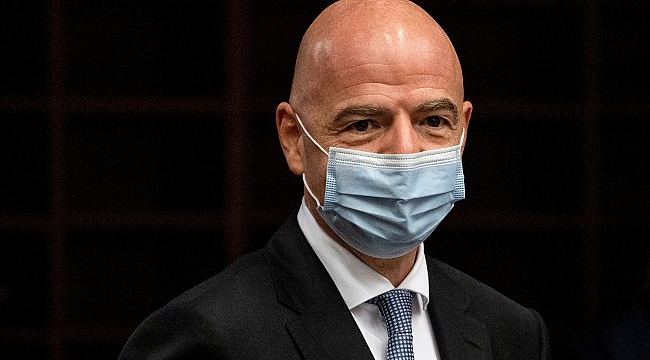 FIFA'nın tepesinde koronavirüs