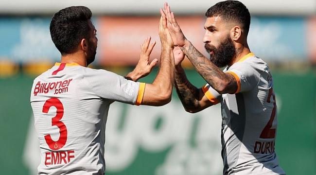 G.Saray'da bir ayrılık daha! Yeni takımı Süper Lig'den