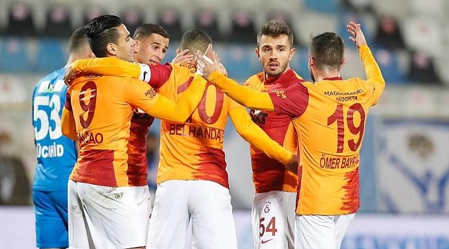 Galatasaray - Ankaragücü muhtemel 11'ler