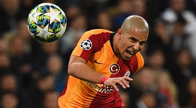 Galatasaray'da Feghouli ile sona mı gelindi?