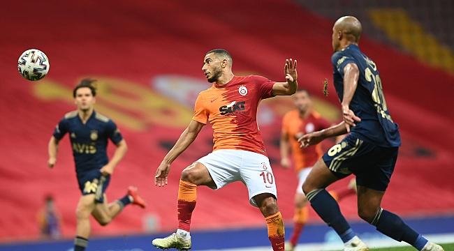 Galatasaray'da ilginç Belhanda gelişmesi