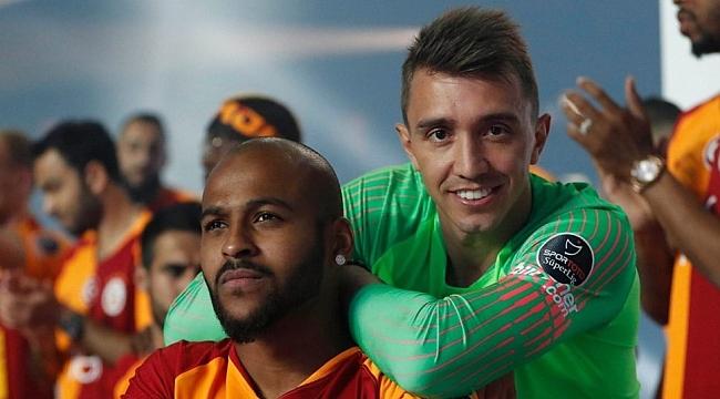Galatasaray'da Ocak'ta iki sözleşme