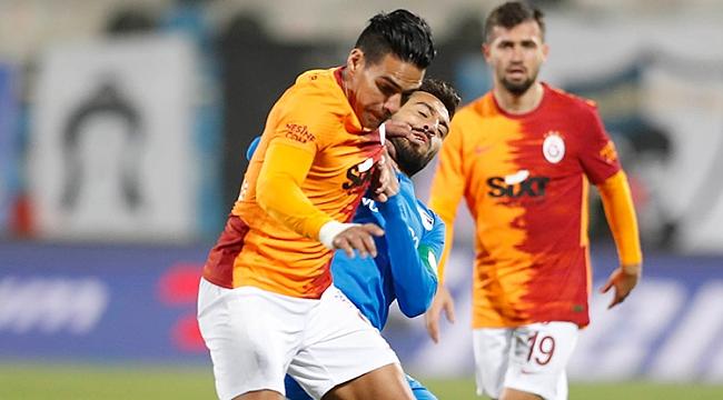 Galatasaray hasreti Falcao ile dindirdi